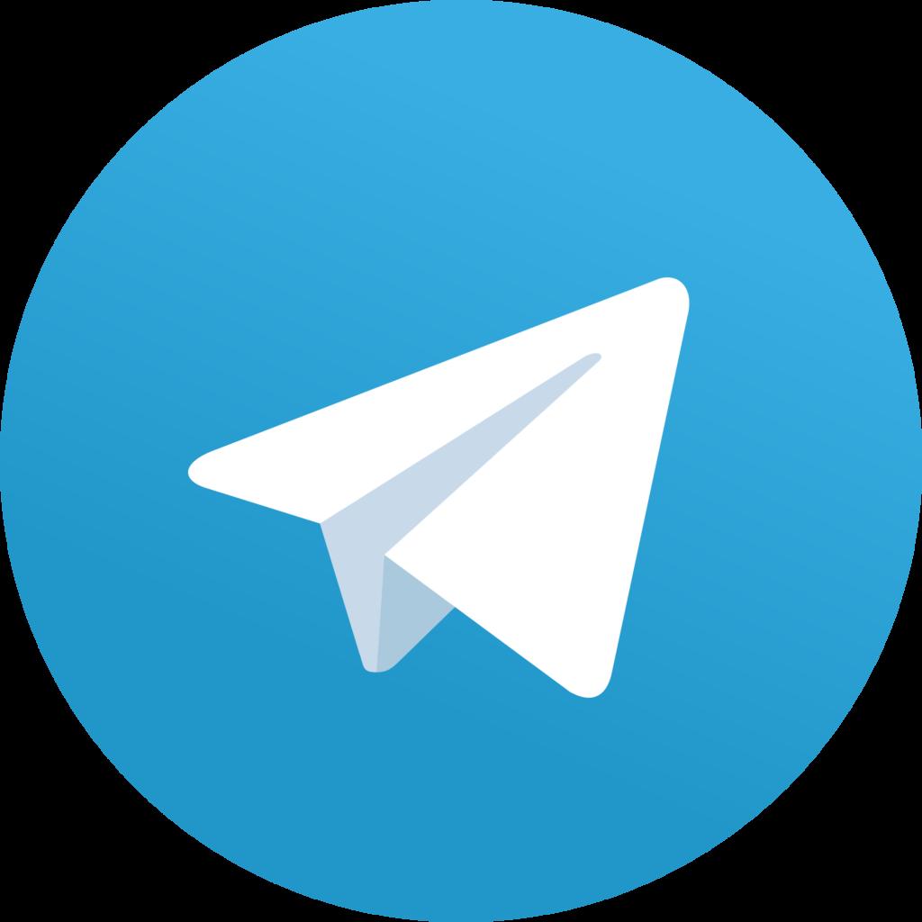 Logo of Telegram app