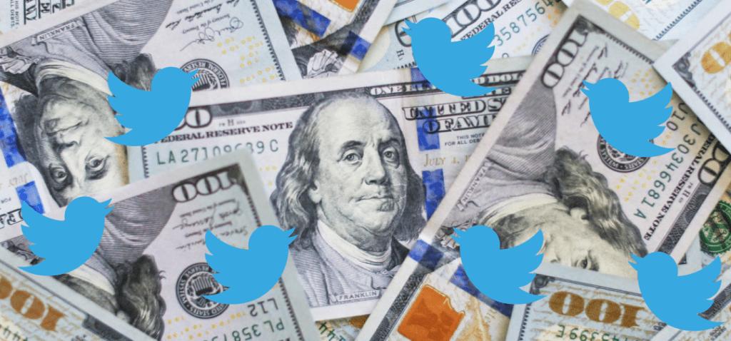 how-does-twitter-make-money-logo-on-dollar-bills